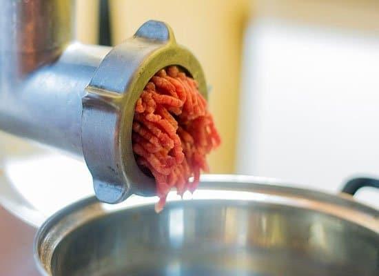 Rindfleisch Hackfleisch